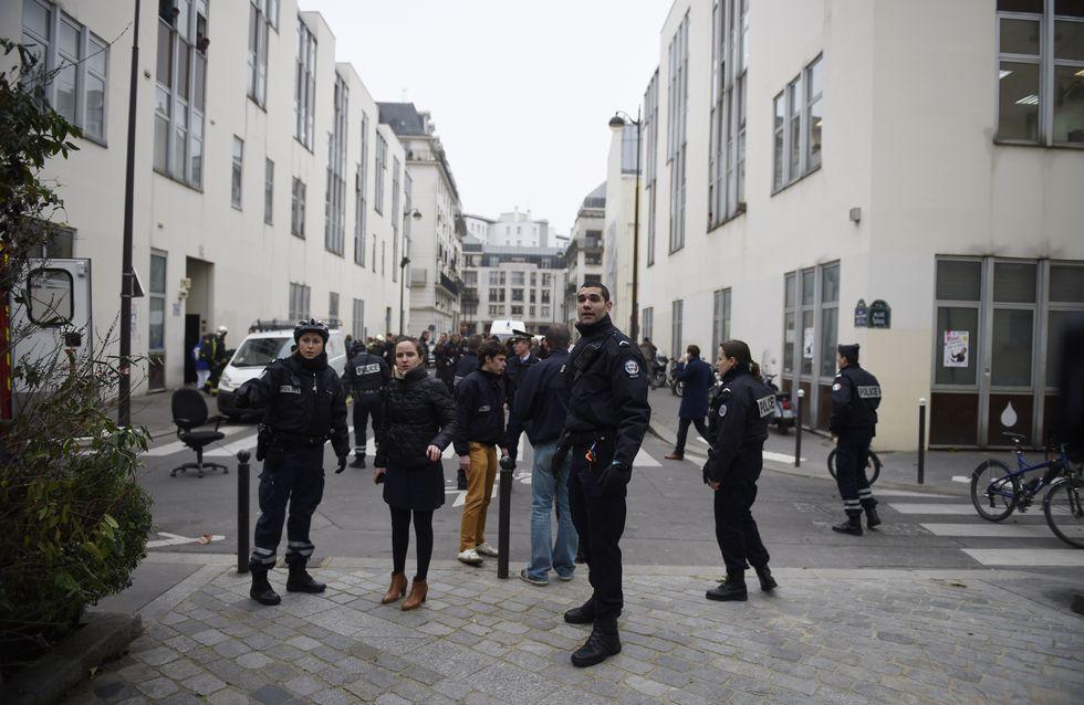 12 morts dans l'attaque des locaux de Charlie Hebdo