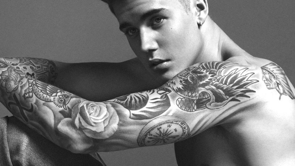He's Back! Justin Bieber Strips Down To His Undies For New Calvin Klein Campaign