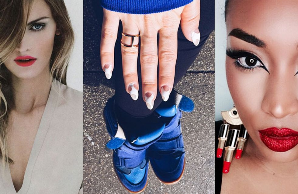 22 Instagrams To Follow For The Best Beauty Inspiration