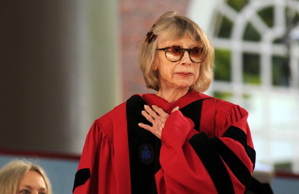 Joan Didion, égérie Céline à 80 ans