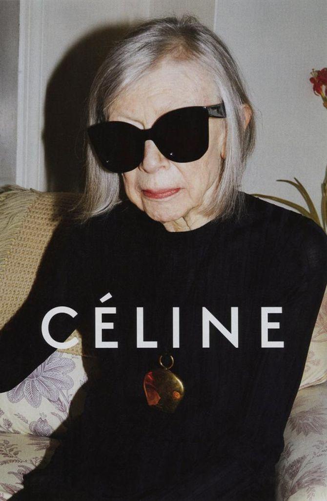Campaña primavera-verano de Céline