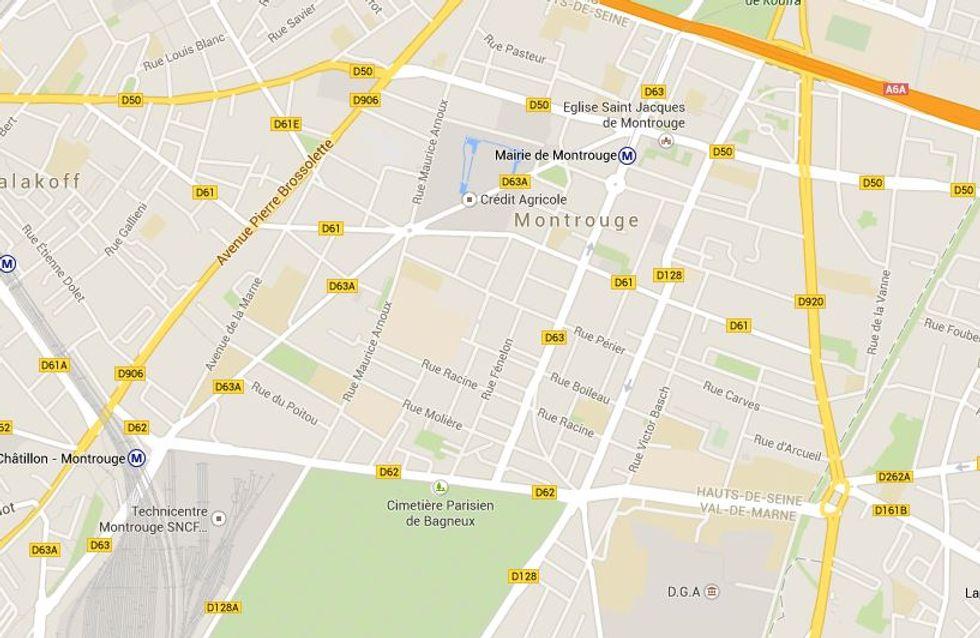 Nuevo ataque en el sur de París