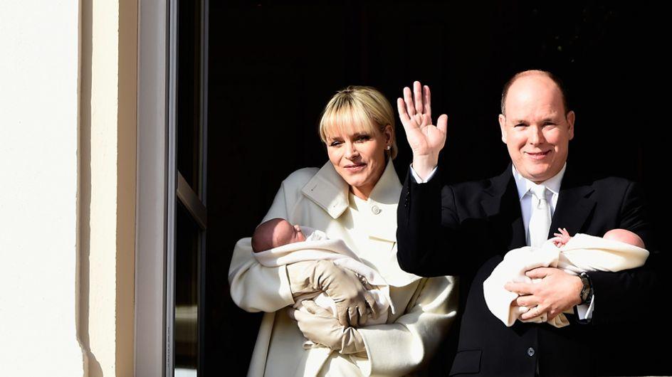 Alberto e Charlène di Monaco presentano i loro gemellini: le prime foto ufficiali dopo il parto!