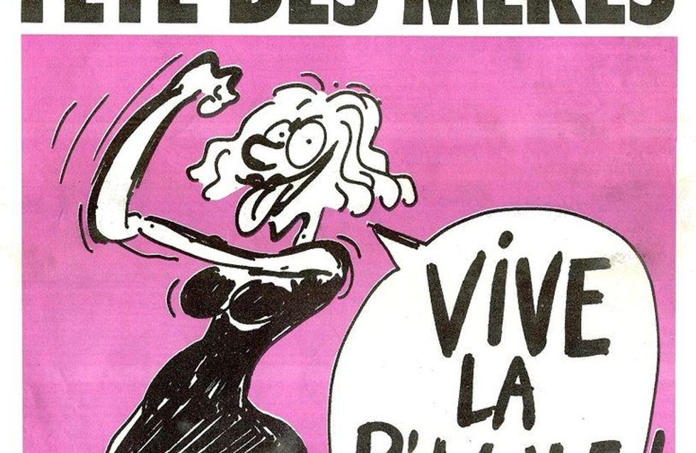Charlie Hebdo et ses drôles de femmes