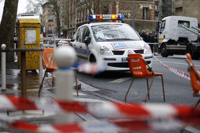 Nuevo tiroteo en la capital francesa