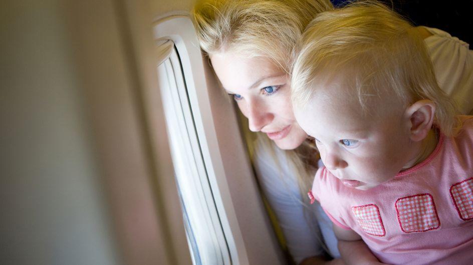 Voyager en avion avec des enfants, facile ? Suivez nos conseils
