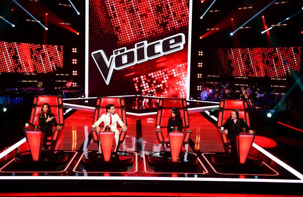 Les coachs de The Voice 4 dans tous leurs états pour les auditions à l'aveugle (Vidéo)