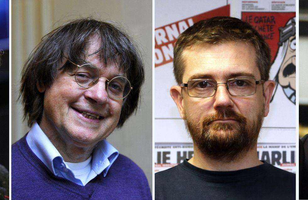 Charb, Cabu, Wolinski, Tignous et Honoré en 10 citations inoubliables
