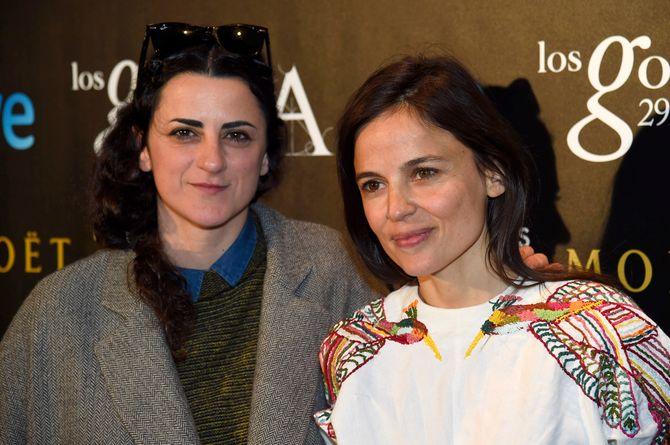 Elena Anaya y Beatriz Sanchís