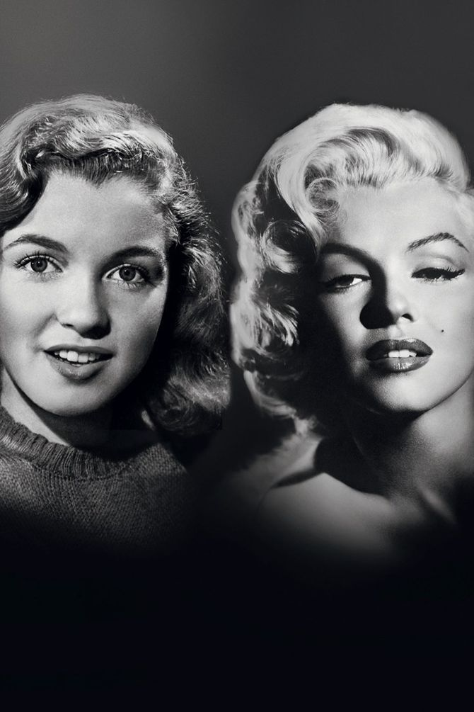 Marilyn Monroe pour Max Factor