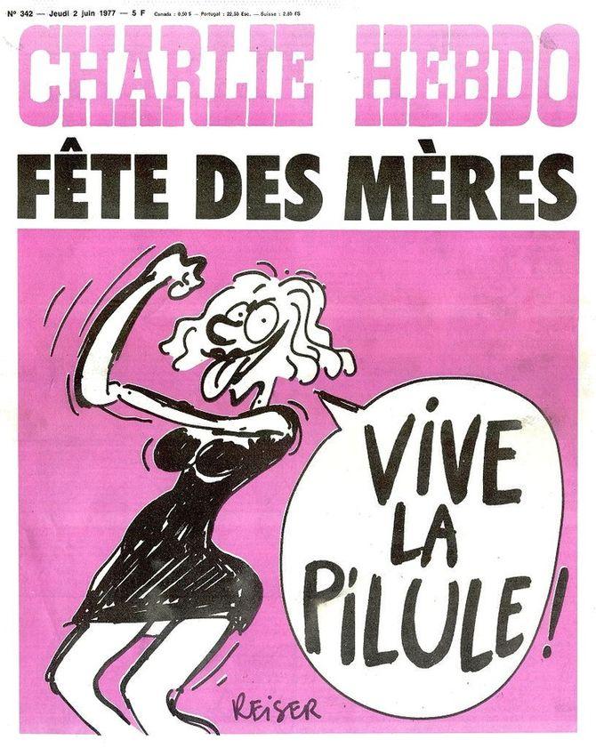 Les femmes et Charlie Hebdo