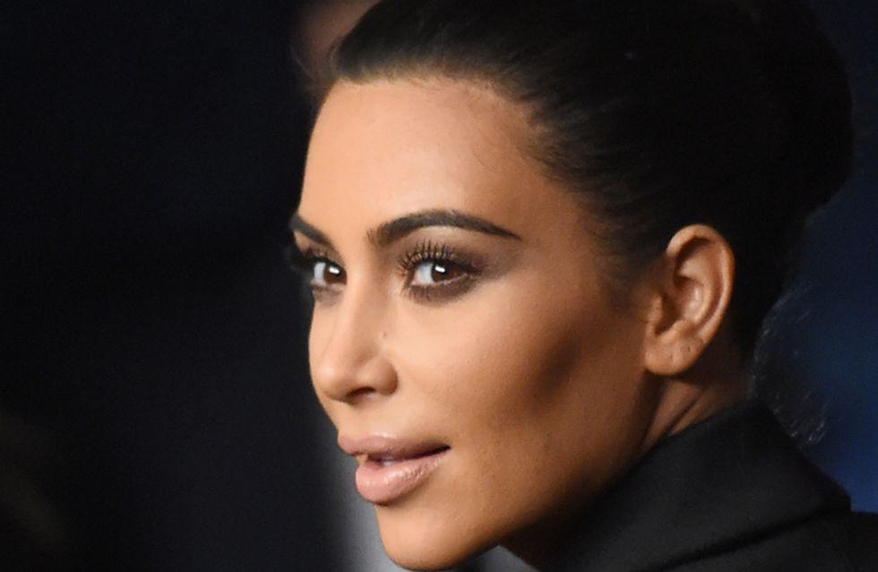 Kim Kardashian: Non ridete troppo! Fa venire le rughe