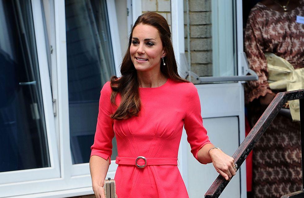 Kate Middleton, 33 ans et toujours plus stylée