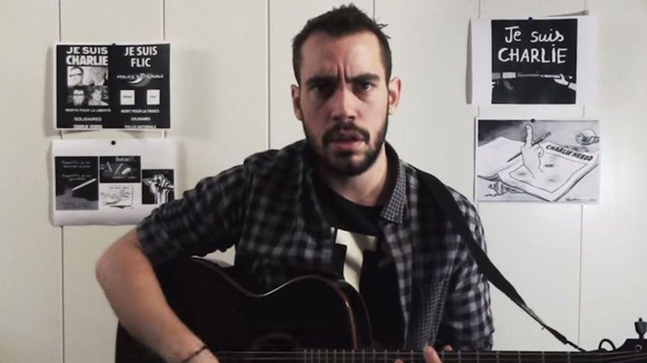 """""""#JeSuisCharlie"""", la chanson hommage qui bouleverse la Toile (Vidéo)"""