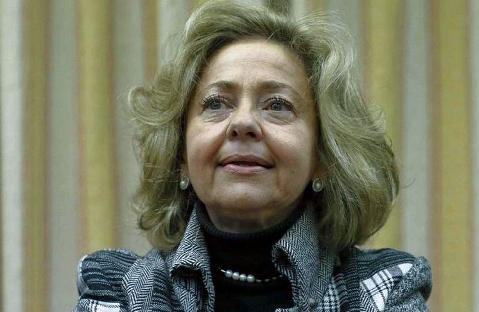 Consuelo Madrigal, la primera fiscal general del Estado