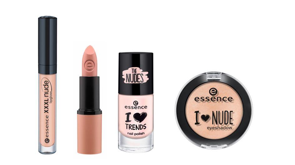 Essence lance sa collection I Love Nude