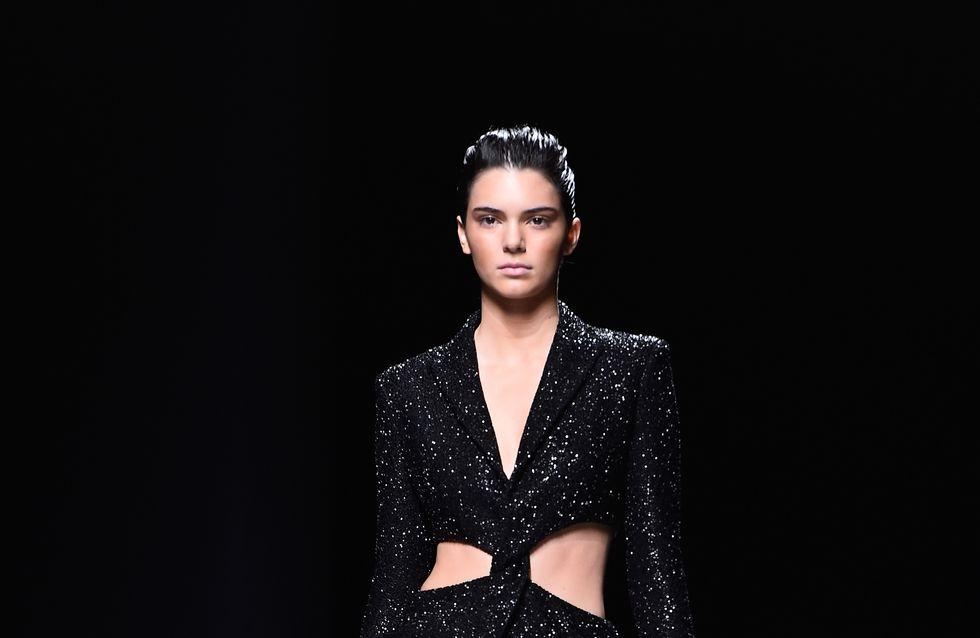 Kendall Jenner prend la pose pour la dernière campagne Marc Jacobs (Photos)