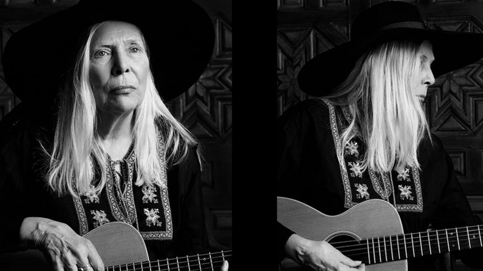 The Joni Mitchell Campaign & 9 More Reasons You Should Be Obsessed With Saint Laurent