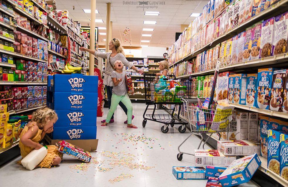Tener hijos no es tan idílico como nos cuentan: 10 imágenes que muestran la cruda realidad