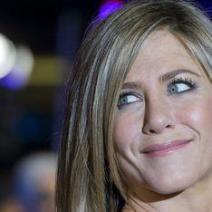 Aniston: Il mio primo amore, che oggi non c'è più, mi ha mandato Justin per rendermi felice!
