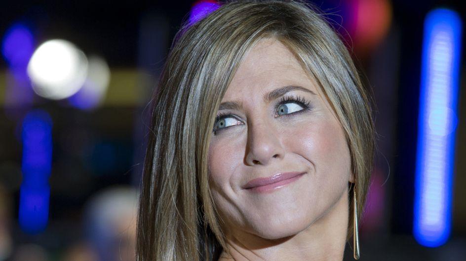 """Aniston: """"Il mio primo amore, che oggi non c'è più, mi ha mandato Justin per rendermi felice!"""""""