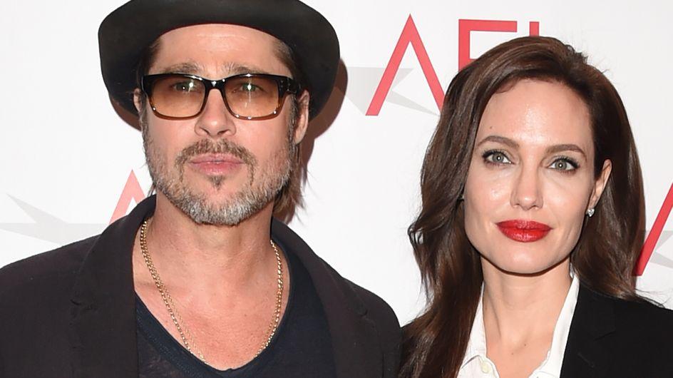 Le mariage de Brad Pitt et Angelina Jolie ne date pas de cet été