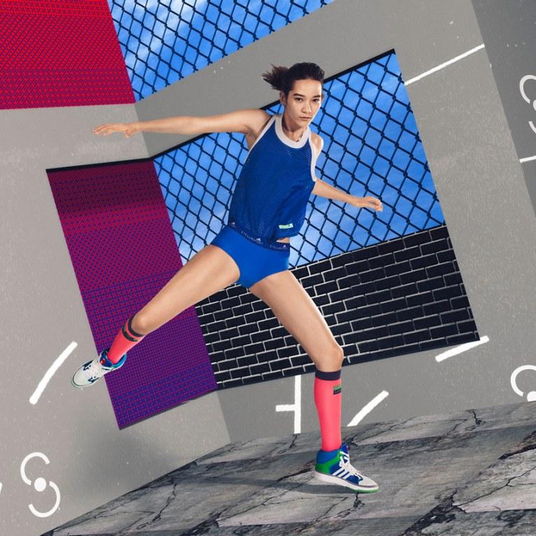 Stella McCartney renouvelle sa collab' avec Adidas ! [PHOTOS]