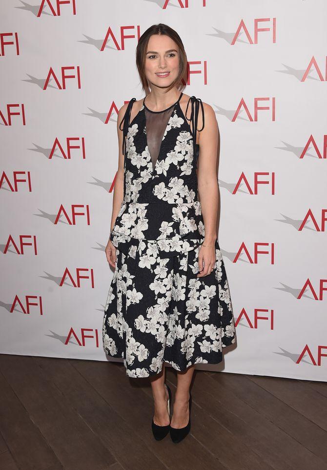 Keira Knightley aux AFI Awards 2015