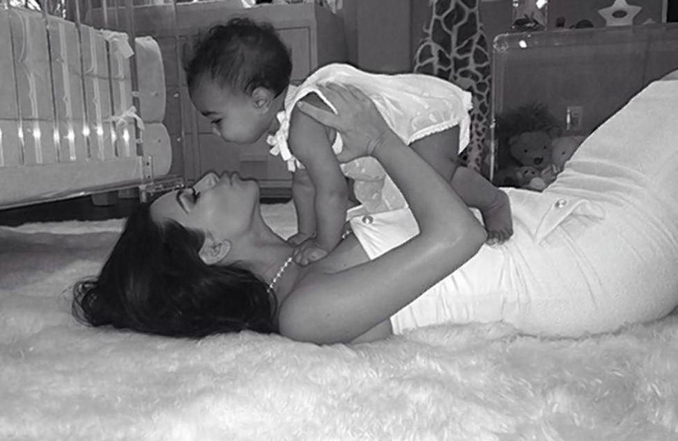 Kim Kardashian, désespérée de ne pas retomber enceinte