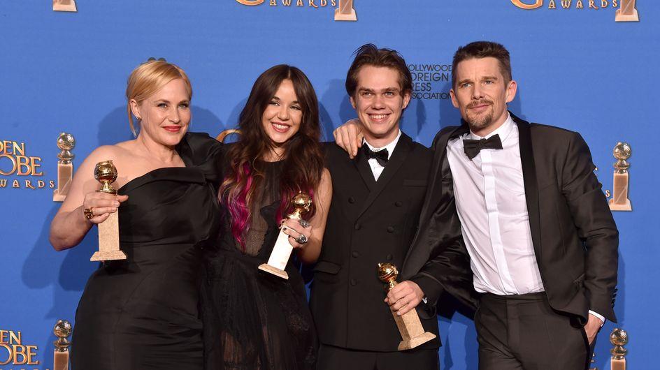 Golden Globes 2015: 'Boyhood' ist Gewinner des Abends