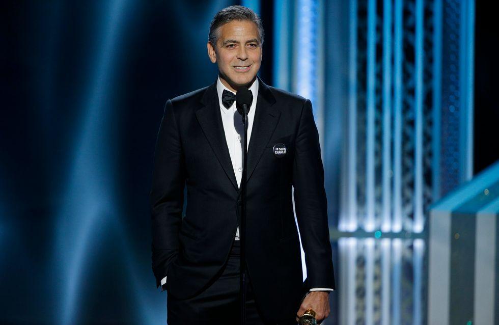 Golden Globes 2015 : Quand Hollywood rend hommage à Charlie Hebdo (Photos et Vidéo)