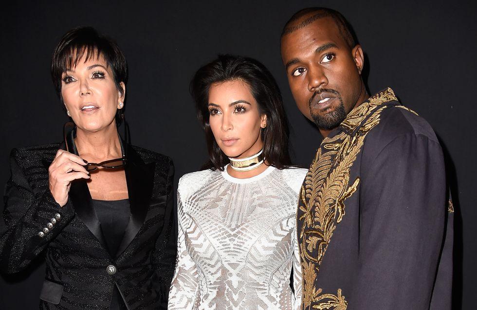 Kris Jenner responsable des problèmes de vie sexuelle de Kim Kardashian ?