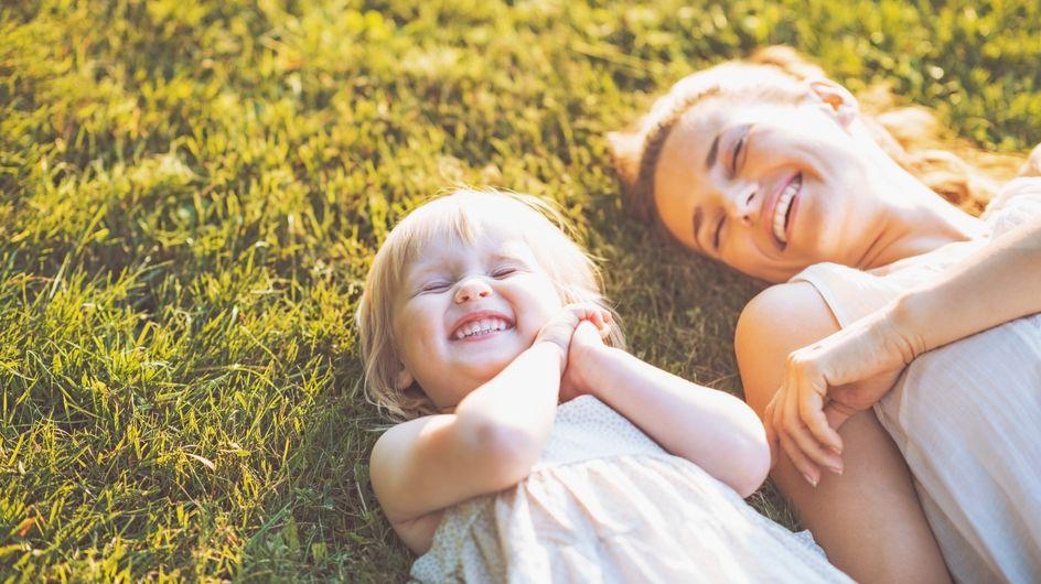 Die 20 schönsten Glücksmomente einer Mutter