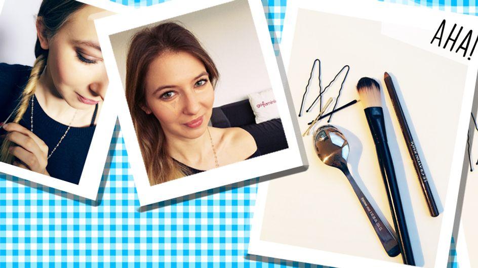 Aha-Effekt: 14 geniale Beauty-Hacks, die euer Leben verändern werden!