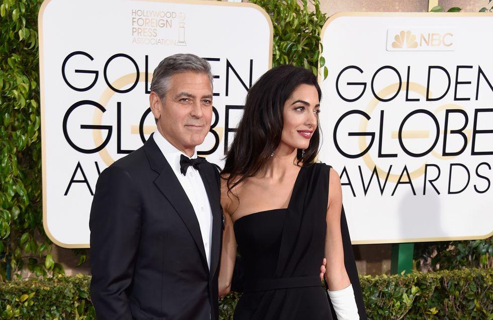 Les 10 couples les plus stylés des Golden Globes 2015