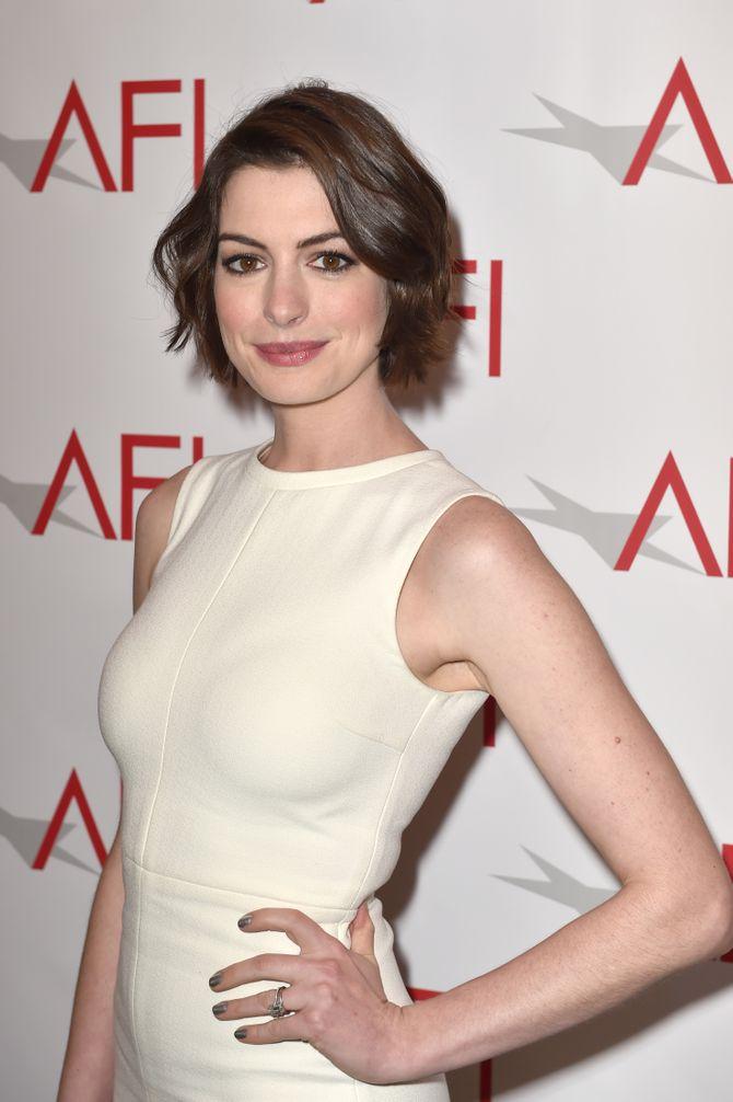 Anne Hathaway aux AFI Awards 2015