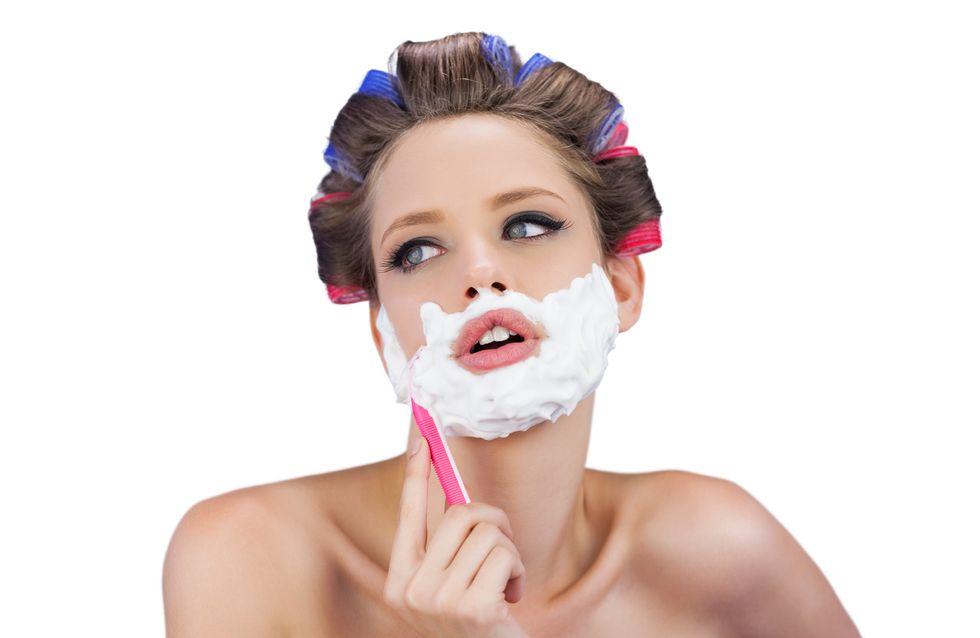 ¿Afeitado femenino para estar más bellas? La última tendencia loca de belleza