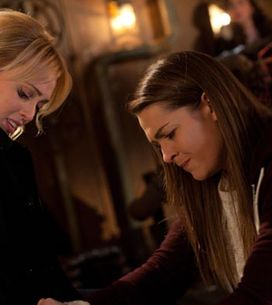 Hollyoaks 19/01 - Maxine and Theresa find themselves in grave danger