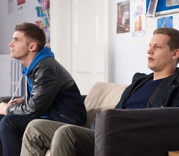 Hollyoaks 21/01 - ​John Paul needs answers