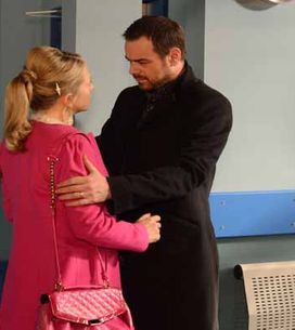 Eastenders 20/01 - A nervous Linda goes to report Dean's crime
