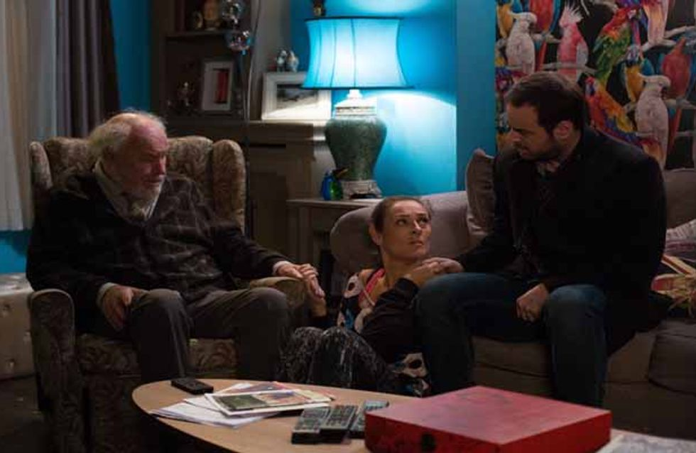 Eastenders 22/01 - Linda and Mick decide it's time to tell their children the truth about what happened