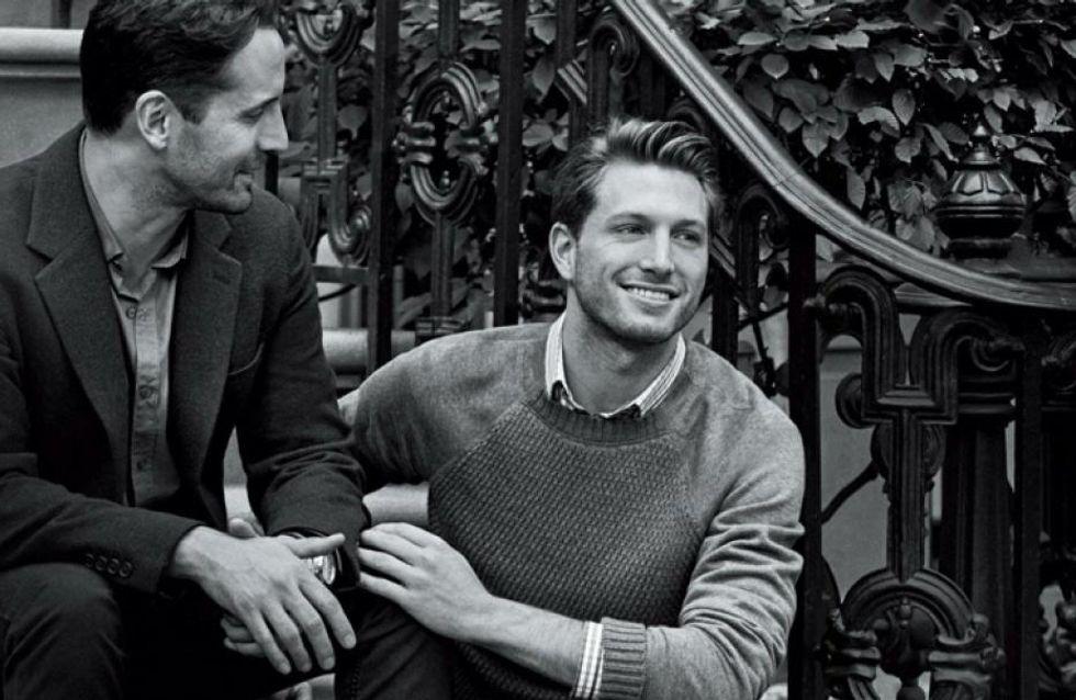 Tiffany & Co. met un couple homosexuel à l'honneur dans sa nouvelle campagne