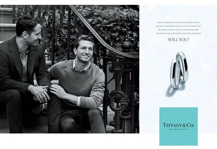 Campagne Tiffany & co