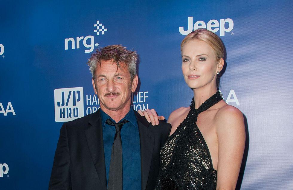 Sean Penn bientôt papa avec Charlize Theron ?