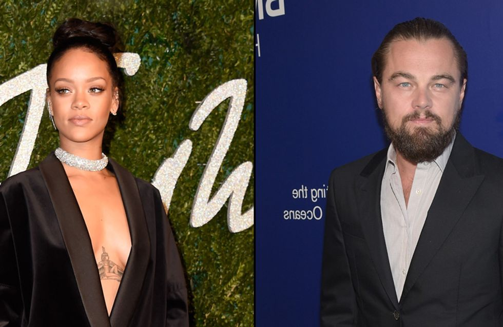 Rihanna craquerait-elle pour Leonardo DiCaprio ?