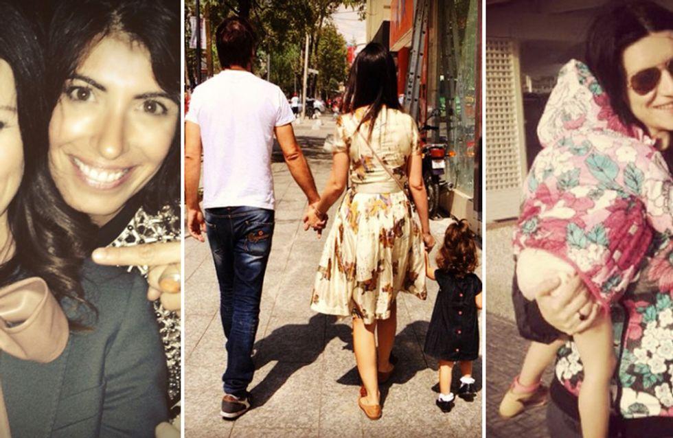 La Pausini tra selfie, foto con le amiche e scatti in famiglia. Le più belle immagini social di Laura