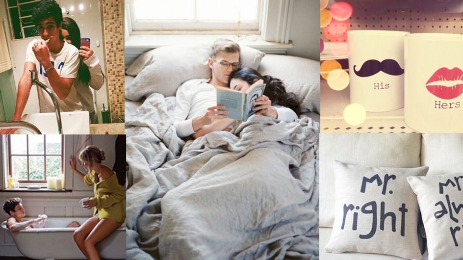 25 Thoughts You Probably Have When Moving In With Your Boyfriend