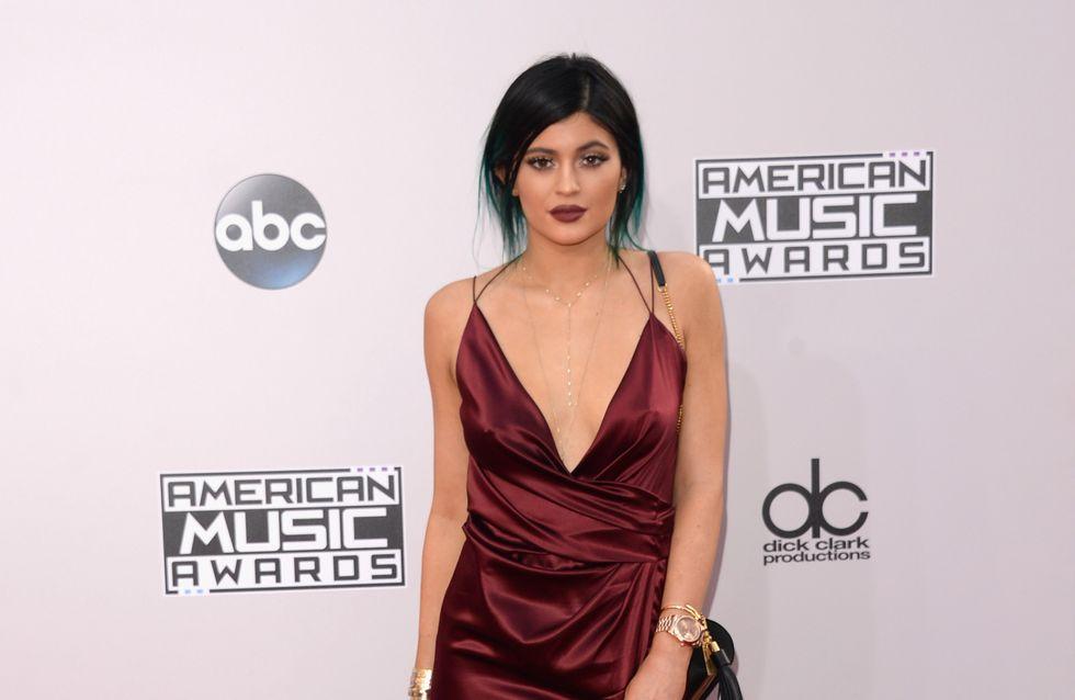 Kylie Jenner s'affiche sans maquillage sur Instagram (Photo)