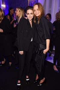 Kristen Stewart et Stella McCartney, le 12 janvier 2015