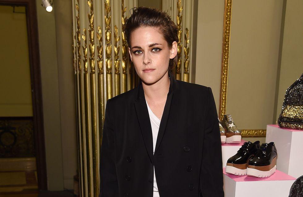 Kristen Stewart, star de la présentation Stella McCartney